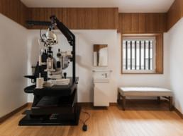 proyecto clínica oftalmología madrid