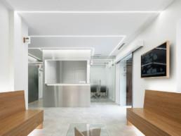 diseño clínica dental alem arquitectura