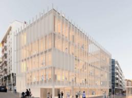 proyecto mercado alem arquitectura