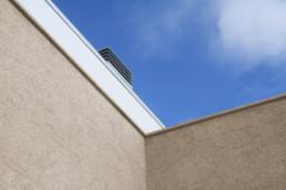 Edificio minimalista